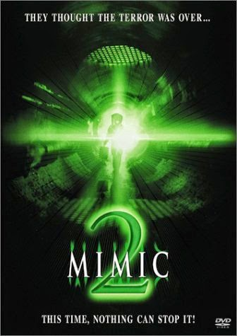 Download Mimic 2 (2001) Dual Audio [Hindi–Eng] DVDRip 750mb